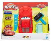 Autot, Cars 3, Play-Doh -setti